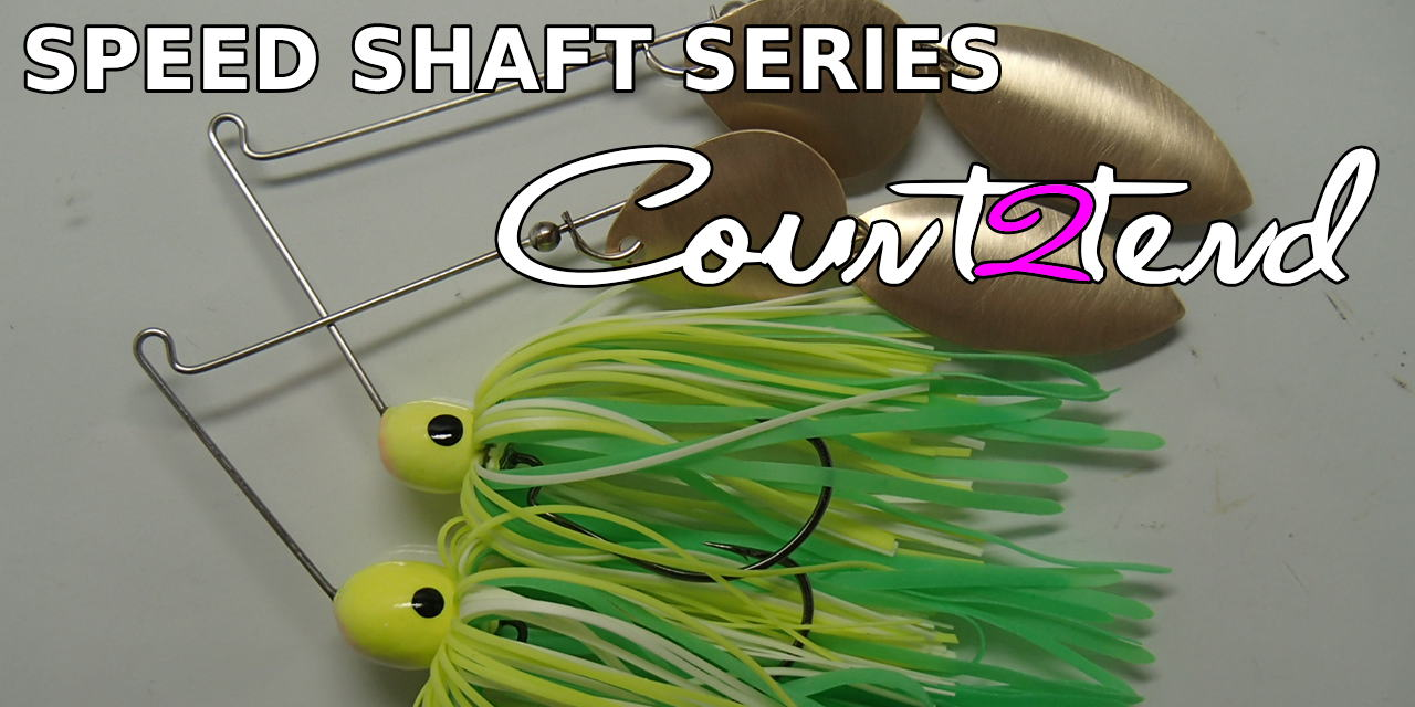 spinner bait スピナーベイト count2tend
